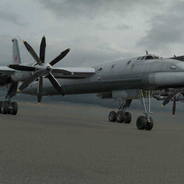 Tu-95MS – Bear