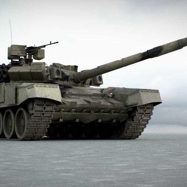 T-90S Russian Tank (2007)