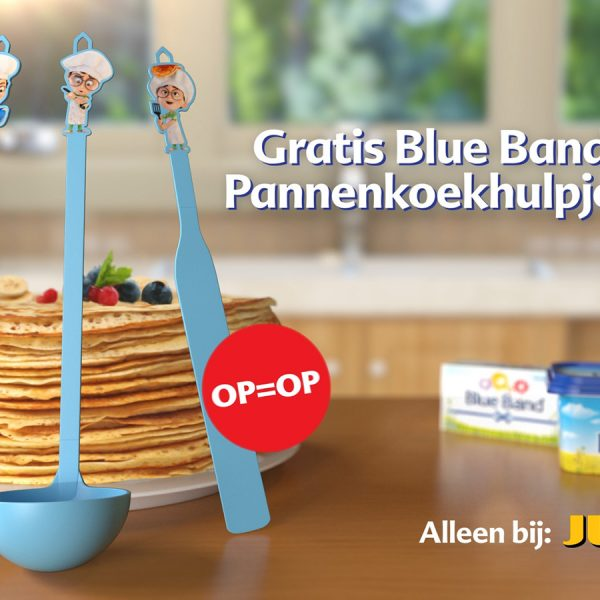 Blueband – Keuken Hulpje